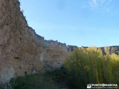 Hoces del Río Duratón - Villa y Tierra de Sepúlveda;grupos de senderismo en madrid capital